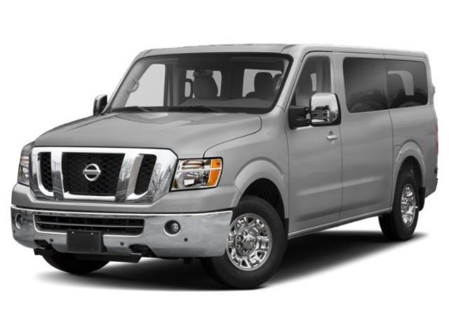 2018 Nissan NV Passenger NV3500 HD SL