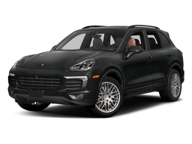 2018 Porsche Cayenne  All Wheel Drive Power Steering ABS 4-Wheel Disc Brakes Brake Assist Alum