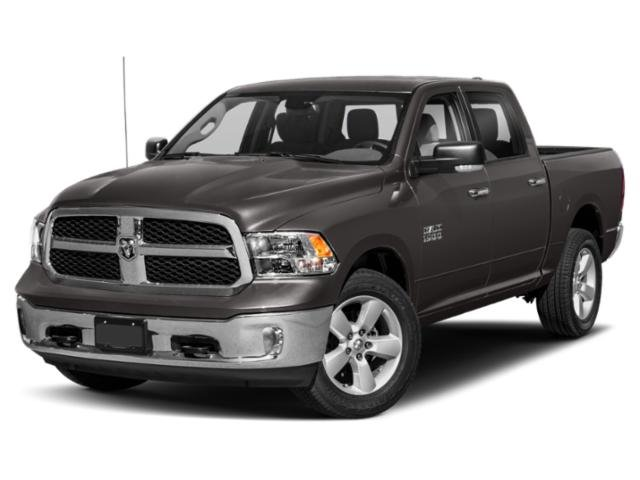 2018 Ram 1500 Big Horn Big Horn 4x4 Crew Cab 5'7″ Box Regular Unleaded V-6 3.6 L/220 [9]