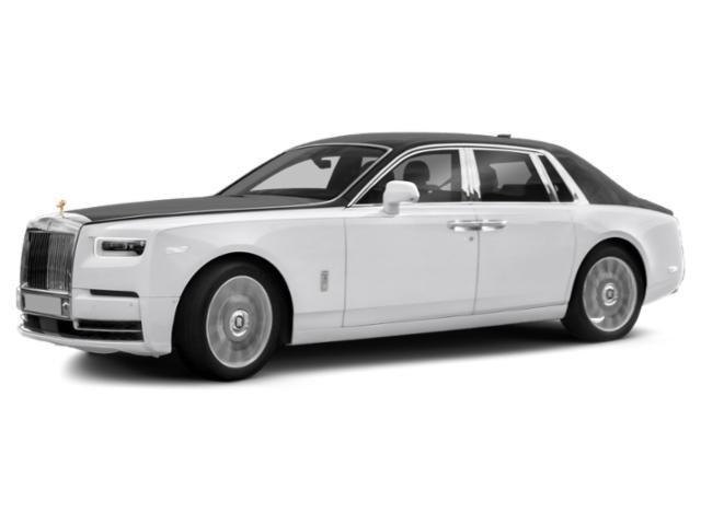 2018 Rolls-Royce Phantom Extended Wheelbase Sedan