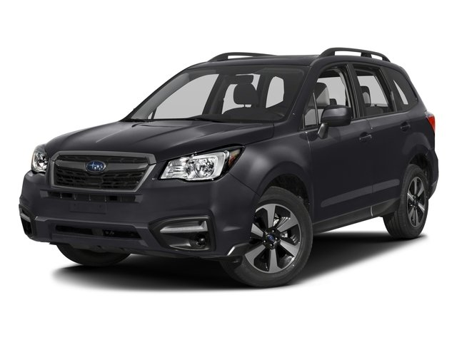 2018 Subaru Forester Premium Black Edition
