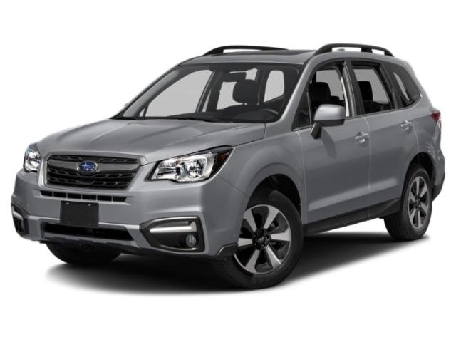 2018 Subaru Forester Limited 2.5i Limited CVT Regular Unleaded H-4 2.5 L/152 [6]