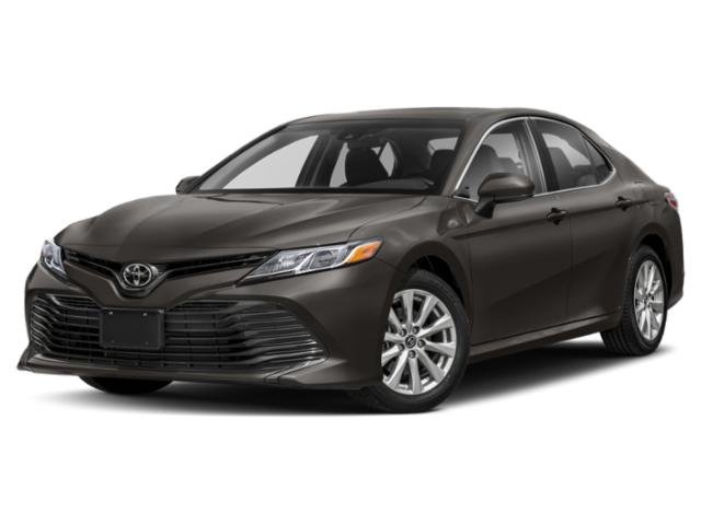 2018 Toyota Camry L L Auto Regular Unleaded I-4 2.5 L/152 [1]