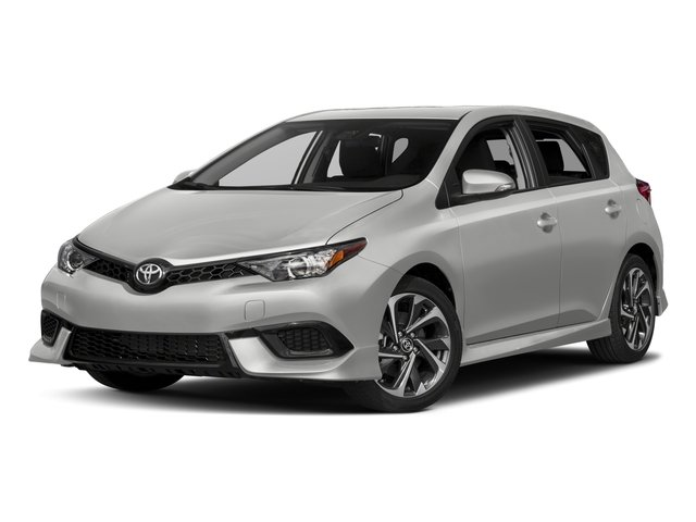 2018 Toyota Corolla iM Base CVT Regular Unleaded I-4 1.8 L/110 [4]