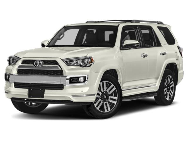 2018 Toyota 4Runner Limited Rear Wheel Drive Tow Hitch Power Steering ABS 4-Wheel Disc Brakes