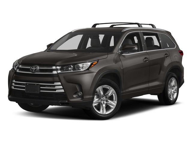 2018 Toyota Highlander Limited Platinum Limited Platinum V6 AWD Regular Unleaded V-6 3.5 L/211 [13]