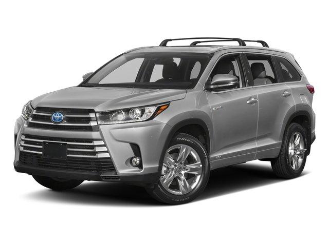 2018 Toyota Highlander Hybrid LE