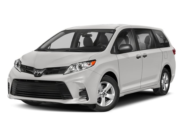 New 2018 Toyota Sienna in Ft. Lauderdale, FL