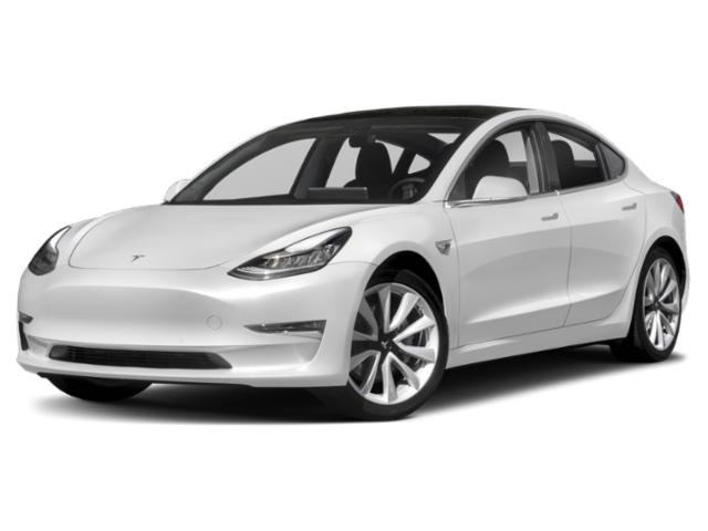 2018 Tesla Model 3 Range Battery RWD