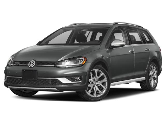 2018 Volkswagen Golf Alltrack SEL Turbocharged All Wheel Drive Power Steering ABS 4-Wheel Disc