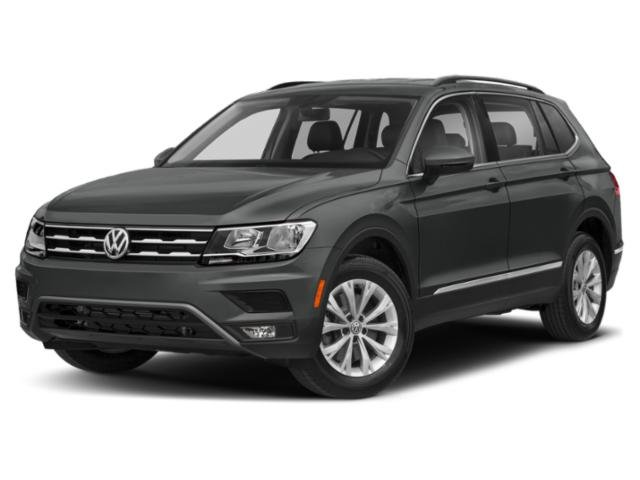 2018 Volkswagen Tiguan S 2.0T S FWD Intercooled Turbo Regular Unleaded I-4 2.0 L/121 [2]