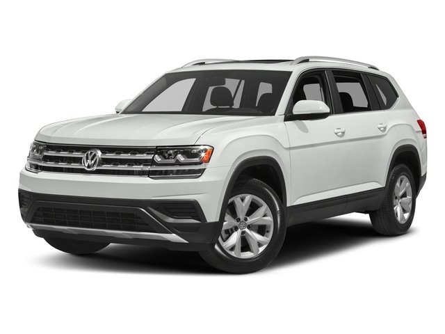 2018 Volkswagen Atlas 36L V6 SE All Wheel Drive Power Steering ABS 4-Wheel Disc Brakes Brake A