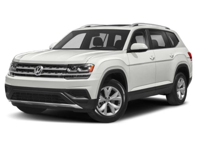 2018 Volkswagen Atlas 3.6L V6 Launch Edition 3.6L V6 Launch Edition FWD *Ltd Avail* Regular Unleaded V-6 3.6 L/220 [2]