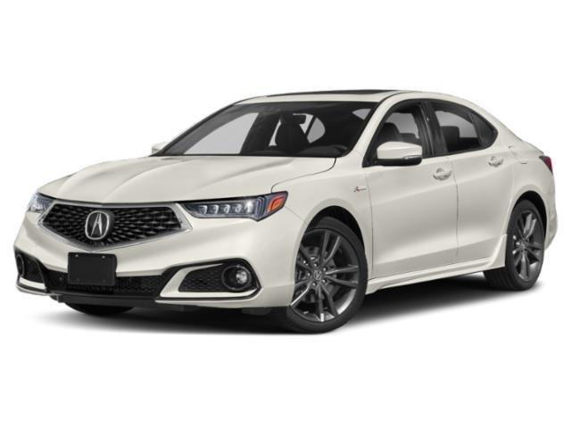 2019 Acura TLX w/A-Spec Pkg