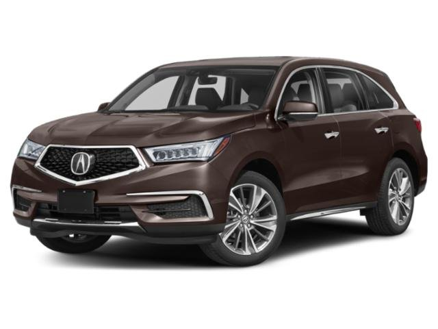 New 2019 Acura MDX in Tempe, AZ