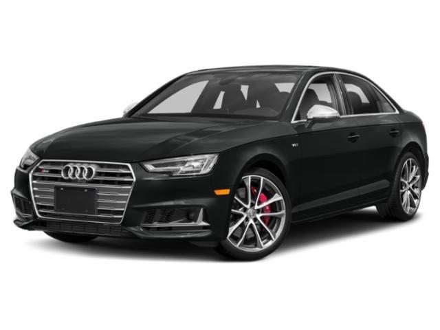 2019 Audi S4 PREMIUM PLUS BLACK  LEATHERALCANTARA SEAT TRIM  -inc diamond sti