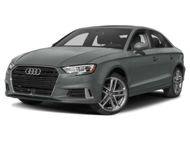 2019 Audi A3 Sedan Titanium Premium