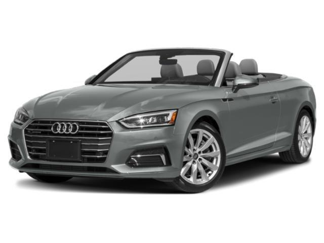 2019 Audi A5 Cabriolet PREMIUM PLUS IBIS WHITEBLACK ROOF PREMIUM PLUS  -inc Audi connect PRIME a
