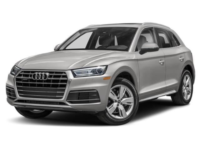 2019 Audi Q5 PREMIUM PLUS Turbocharged All Wheel Drive Power Steering ABS 4