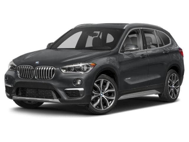 2019 BMW X1 sDrive28i Turbocharged Front Wheel Drive Power Steering ABS 4-Wheel Disc Brakes Br