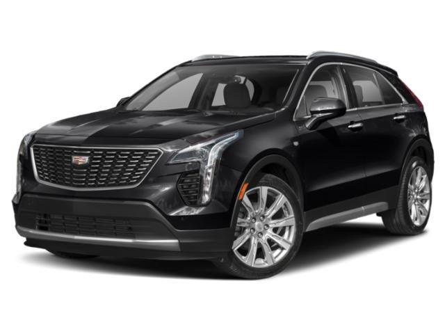 2019 Cadillac XT4 AWD Luxury AWD 4dr Luxury Turbocharged Gas I4 2.0L/ [3]