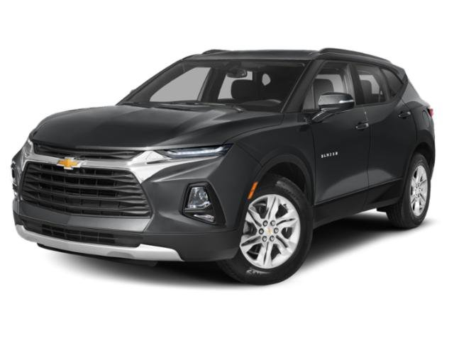 New 2019 Chevrolet Blazer in Llano, TX