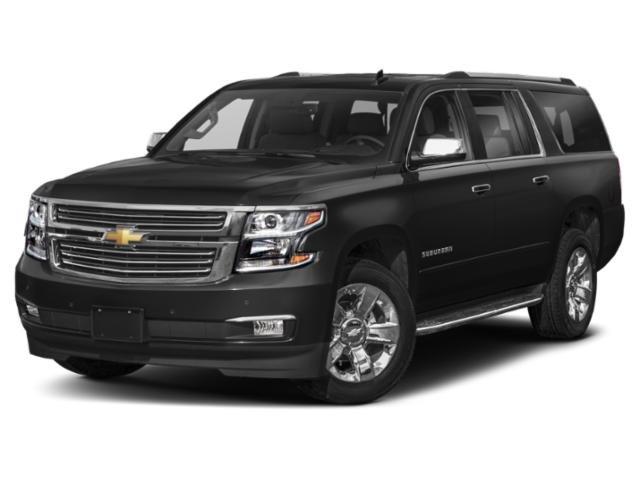 New 2019 Chevrolet Suburban in Broken Arrow, OK