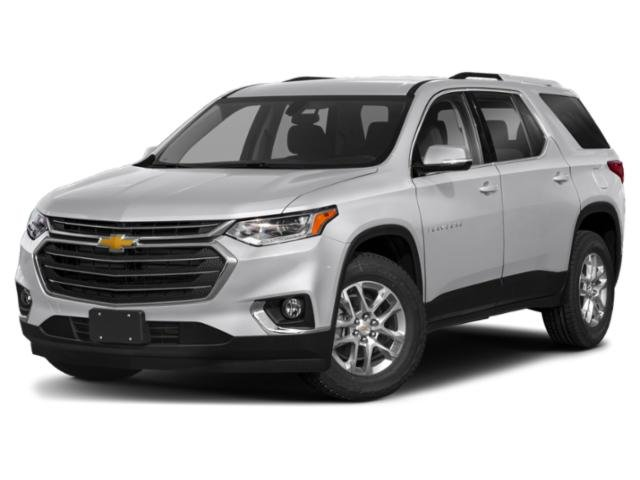 New 2019 Chevrolet Traverse in Llano, TX