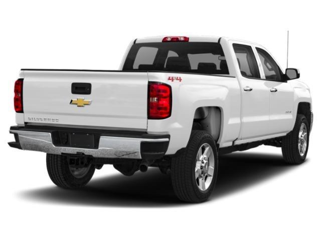 New 2019 Chevrolet Silverado 2500HD in Claxton, GA