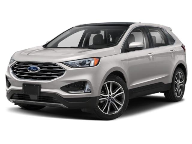 Black Metallic 2019 Ford Edge TITANIUM SUV Winston-Salem NC