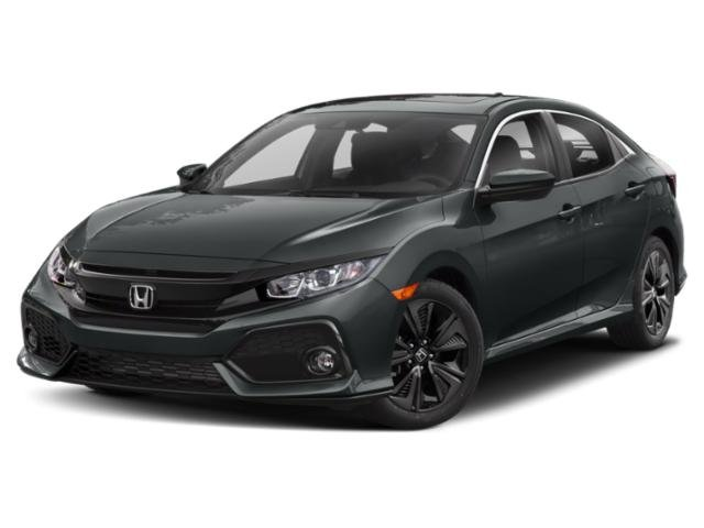 New 2019 Honda Civic Hatchback in Lodi, CA