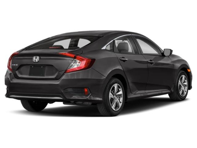 New 2019 Honda Civic Sedan in Lodi, CA