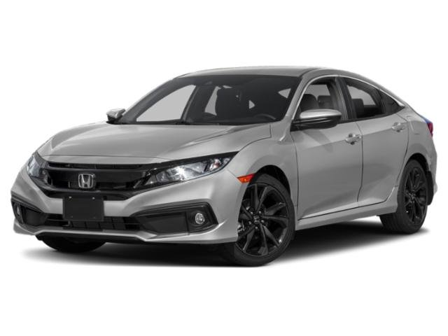 New 2019 Honda Civic Sedan in Fishers, IN