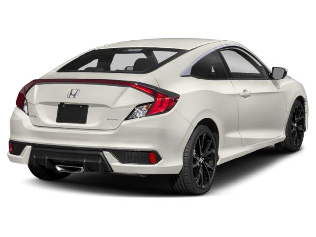 New 2019 Honda Civic Sedan in Charlottesville, VA
