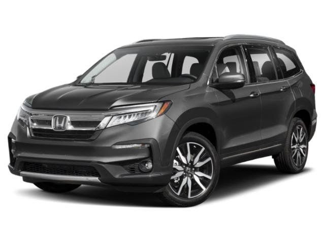 New 2019 Honda Pilot in Jefferson City, MO
