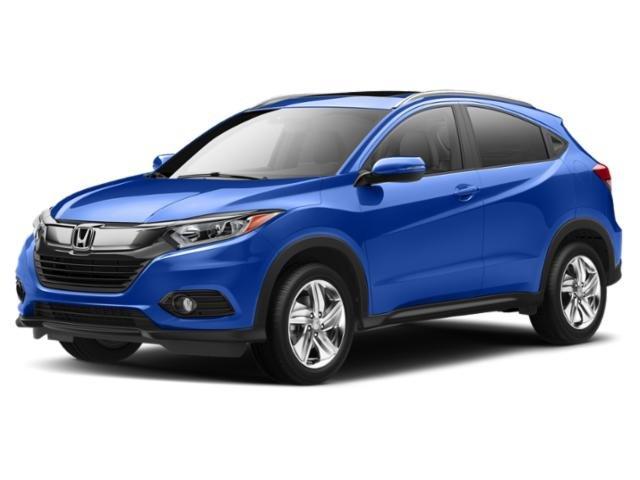 New 2019 Honda HR-V in Fishers, IN