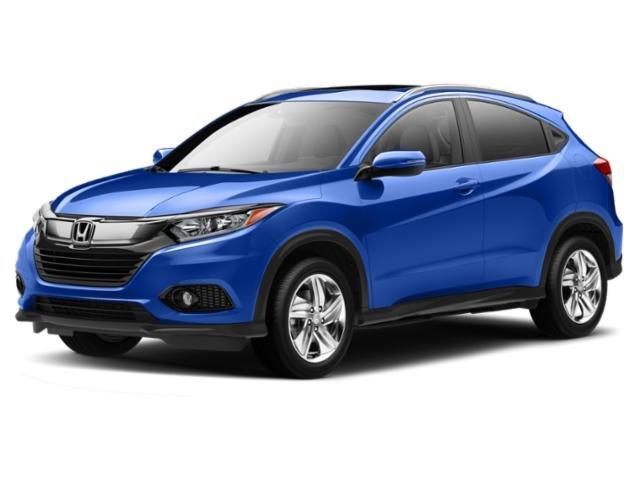 New 2019 Honda HR-V in Fishers, IN