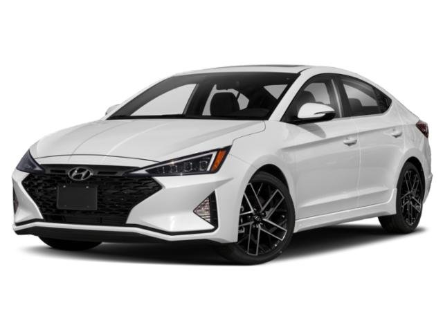 New 2019 Hyundai Elantra in Orlando, FL