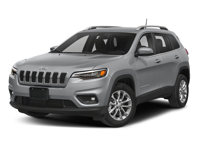 New 2019 Jeep Cherokee in Kansas City, MO