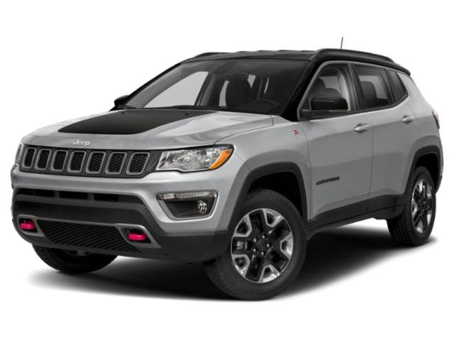 New 2019 Jeep Compass in Kansas City, MO
