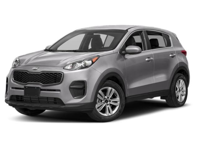 2019 Kia Sportage LX LX FWD Regular Unleaded I-4 2.4 L/144 [5]