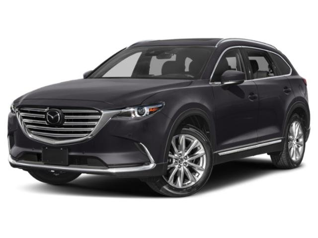 2019 Mazda CX-9 Grand Touring BLACK  LEATHER-TRIMMED SEATS  -inc 1st and 2nd r