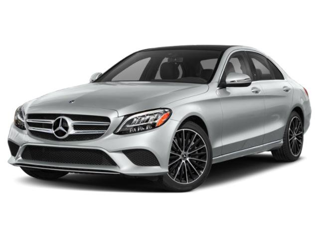 2019 Mercedes C-Class C 300 SD-CARD NAVIGATION PRE-WIRING  -inc Live Traffic ILLUMINATED STAR HE
