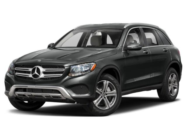 2019 Mercedes GLC GLC 300 Turbocharged All Wheel Drive Active Suspension Power Steering ABS 4-