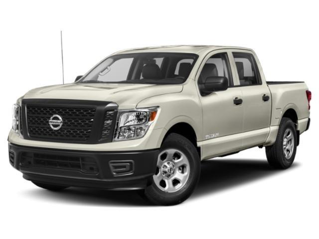 New 2019 Nissan Titan in Kingsport, TN
