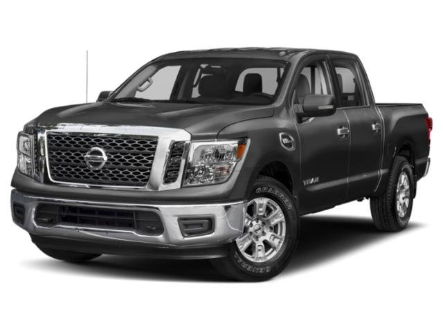 New 2019 Nissan Titan in Columbia, TN