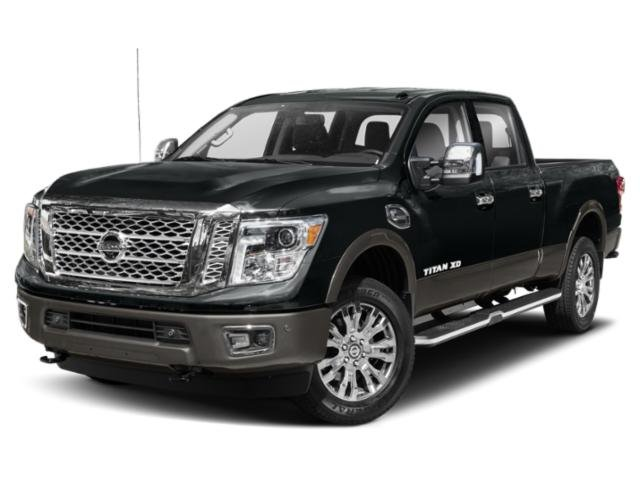 New 2019 Nissan Titan XD in San Jose, CA