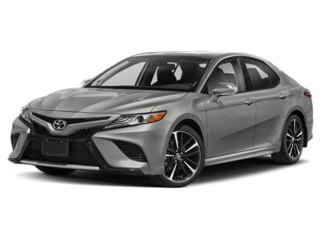 2019 Toyota Camry  Regular Unleaded I-4 2.5 L/152 [9]