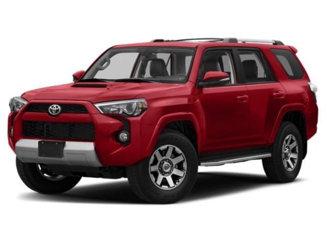 2019 Toyota 4Runner  Regular Unleaded V-6 4.0 L/241 [10]