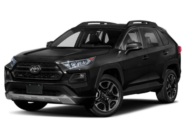 2019 Toyota RAV4 LE LE FWD Regular Unleaded I-4 2.5 L/152 [18]